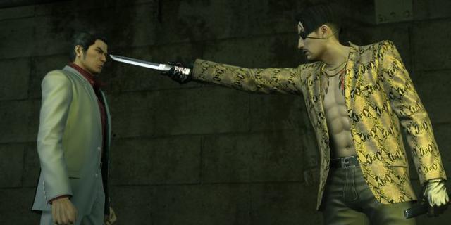 《如龙:极》4K分辨率极限画质PC版截图分享