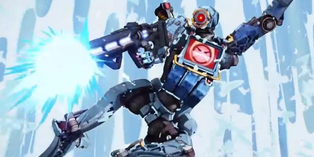 《Apex英雄》新武器公布 能蓄力射击、明天加入