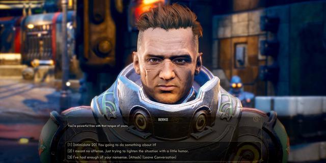 《外部世界》新情报 游戏中的选择将极大影响结局