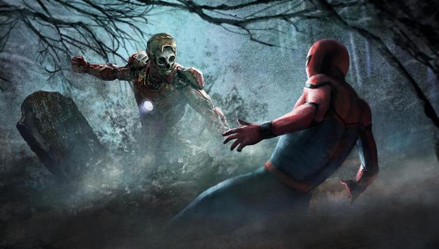 《蜘蛛侠:英雄远征》将成索尼影史最高票房电影 新概念图发布