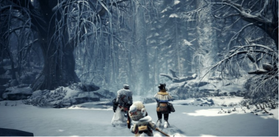 《【煜星平台网站】《怪物猎人世界》冰原DLC火热,北通宙斯手柄轻松掌握长枪防御》