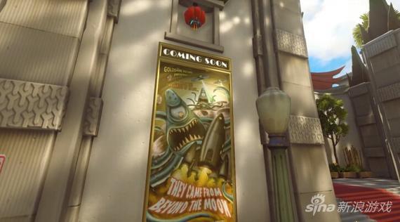 外星人的电影海报