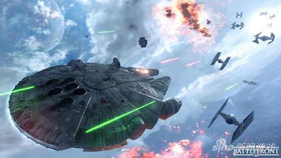《星球大战:前线》