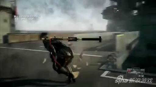 《合金装备5》加入系列人气角色雷电