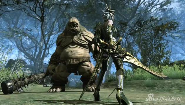 《炽焰帝国2》角色挑战巨型奇幻生物怪