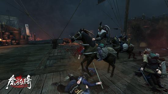 图2:弓箭是战争的必备武器之一