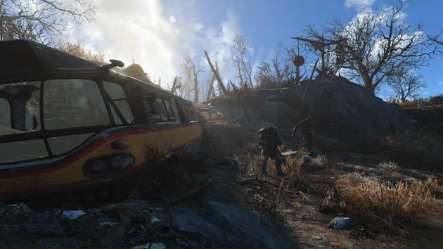 Steam一周游戏销量榜 年度神作《辐射4》继续领跑