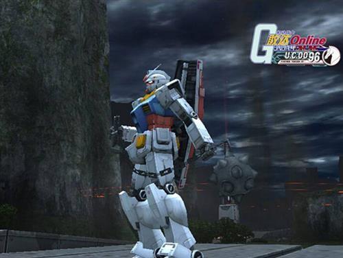 《机动战士敢达OL》国服首发敢达Ver.3.0