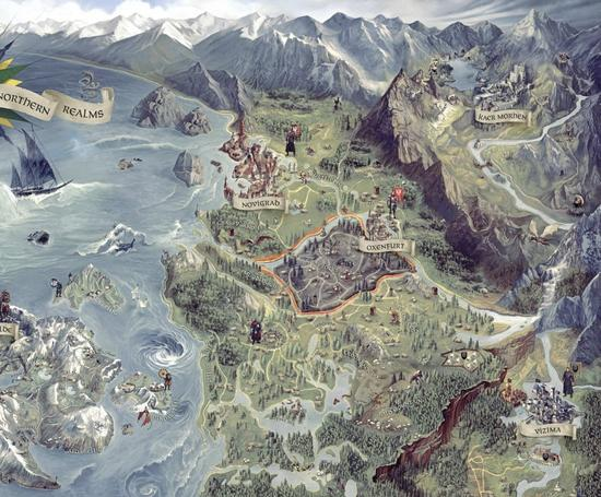 盘点史上地图最大的20款游戏