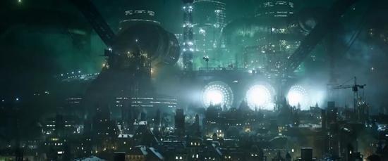 《最终幻想7》重制版确认采用虚幻4引擎