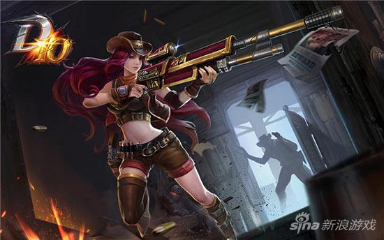《D10》狙击手
