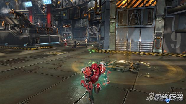 《最终兵器》8V8玩法根据团斗策略选择突进或退避