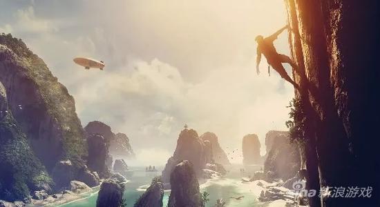 超真实体验 Crytek公布VR攀岩游戏《攀爬》