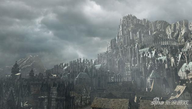 阿兹尔拉王城
