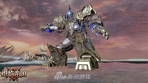 《炽焰帝国2》混沌裂隙中央区域RAID BOSS