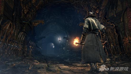 《血源》第十八章《森林深处》