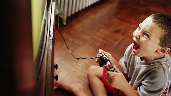 电子游戏导致暴力