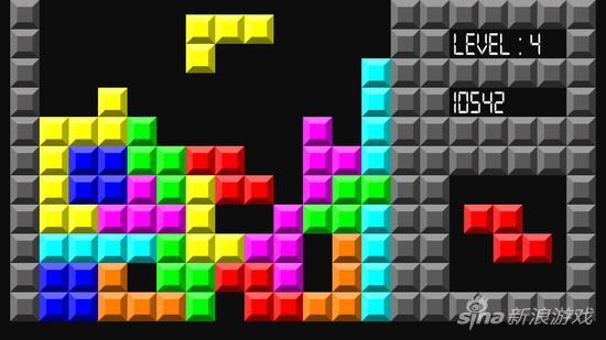 《俄罗斯方块》是很多玩家难忘的童年回忆 也可能是你玩过的第一个游戏