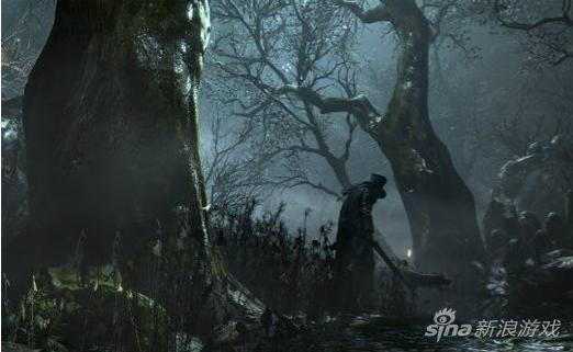 《血源》第十九章《藏在森林的秘密》