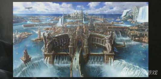 最终幻想15城市阿提西亚