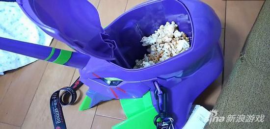 EVA限量爆米花桶