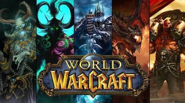 《魔兽世界》入选史上最重要TOP50PC游戏