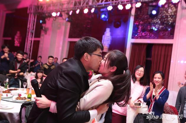求婚成功,kiss技能AOE全场