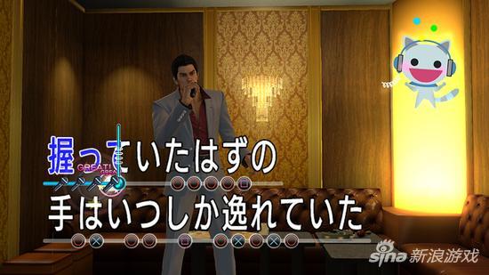 KTV里面的歌曲都变成REMIX,而且中文版全都变成了中翰墨幕,我这里配图这天文版,有兴趣的玩家可以留意下