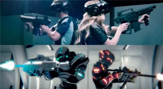 盛大承认投资VR主题公园The Void 今年开张
