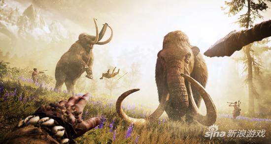 《孤岛惊魂:原始杀戮》最新中文字幕版游戏预