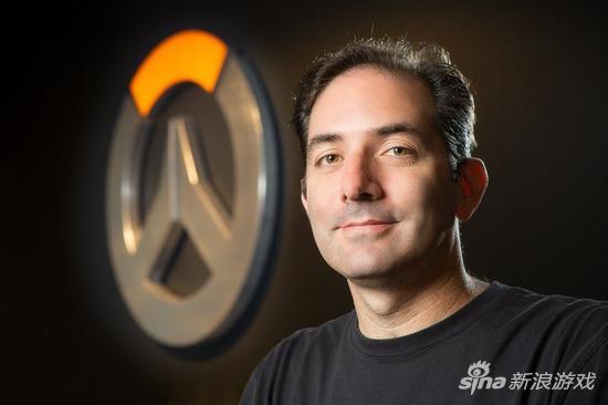 《守望先锋》游戏总监Jeff Kaplan