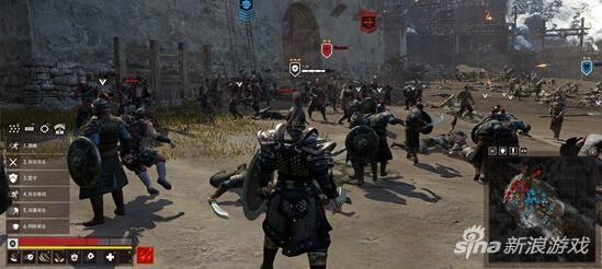 《战意》游戏截图