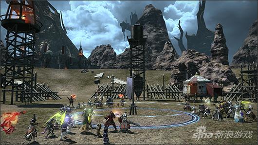 《最终幻想14》PVP将加入观众模式