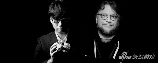 《合金装备》制作人小岛秀夫和《环太平洋》导演Guillermo del Toro
