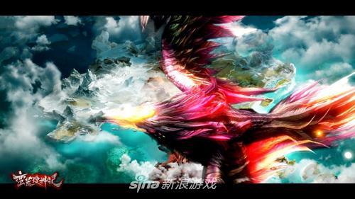 """木族圣兽""""十日鸟"""""""