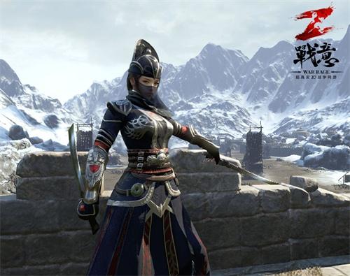 图10:《战意》女性武将