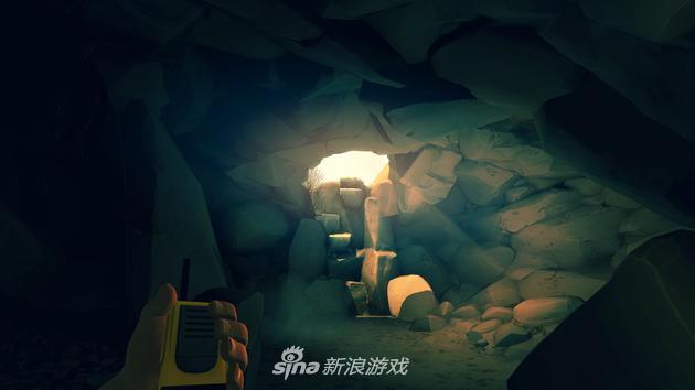 《看火人》是一款探秘游戏