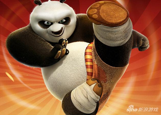 《功夫熊猫》官方手游