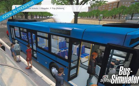 4《模拟巴士16》