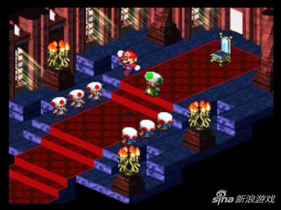超级马里奥 RPG: 七星传说 - 20 周年