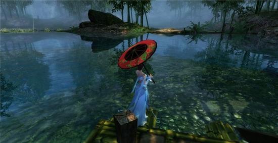 灯影浆声里的江湖 你不可错过的唯美古风游戏大盘点图片