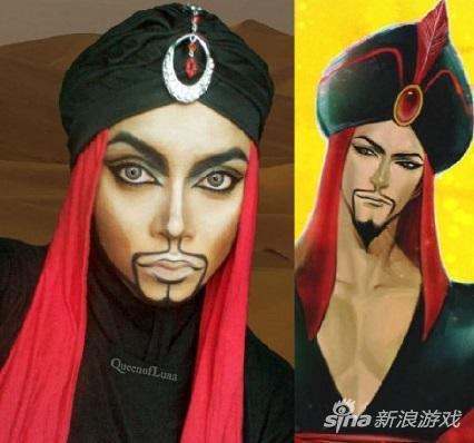 阿拉丁神灯 Jafar