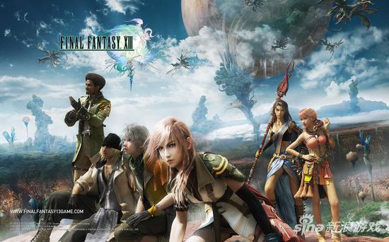 《最终幻想13》灵魂级雷霆姐Cosplay 可谓神还原