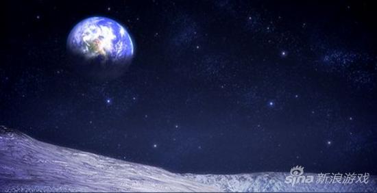 《质量效应》中的月球,人类第一个在太空扎稳脚跟的地方