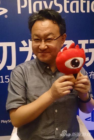 索尼电脑娱乐全球工作室总裁吉田修平