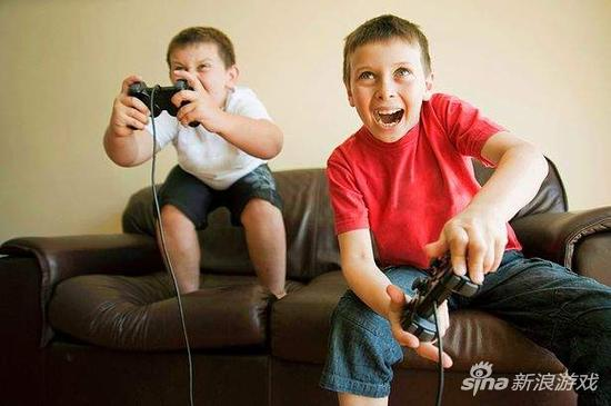 打游戏能防老还能培养应对压力能力