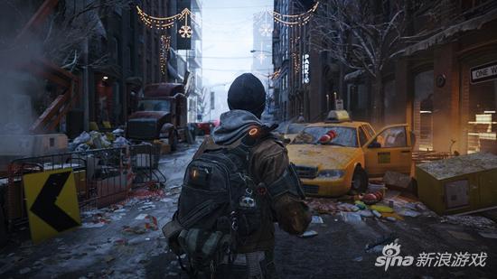《全境封锁》游戏画面