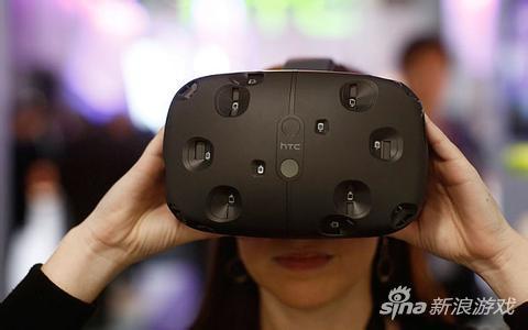 HTC Vive计划将虚拟现实引入网吧