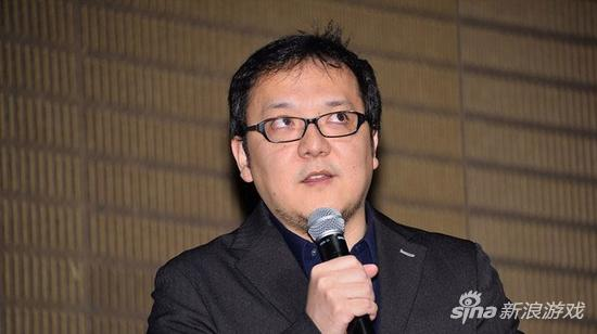 项目负责人宫崎英高登场