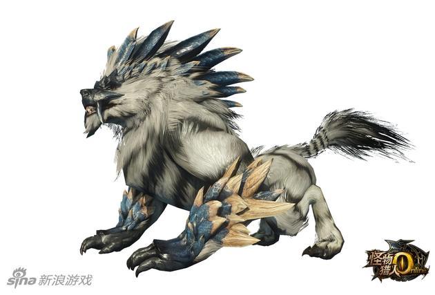 《怪物猎人OL》原创怪剑极狼